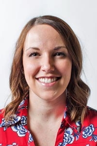 Allie M. Williams, R.N., RN, MSN, CFNP, of Pediatric Associates of Southwest Missouri